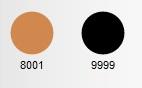 paleta kolorów Aries Avicenum